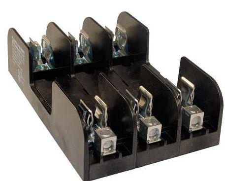 Fuse Block 30 Amp 600 Volt 3-Pole for Class RK5 Cartridge Fuses